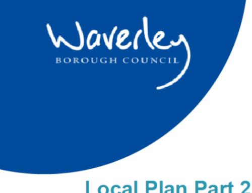 Waverley Local Plan Part 2